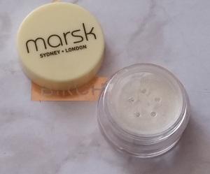 Marsk Mineral Eyeshadow in Vanilla Frosting