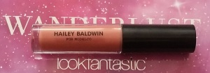 Hailey Baldwin for ModelCo Super Lips Lipgloss Colour Biz
