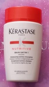 Kerastase Shampoo Nutritive Bain Satin 1