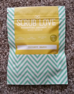 Scrub Love Body Scrub Coconut Mango