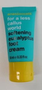 Anatomicals Softening Eucalyptus Foot Cream