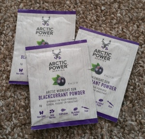 Artic Power Berries Blackcurrant Powder