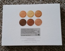 Bellapierre Contour & Highlight Cream Palette 4