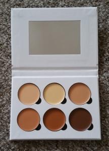 Bellapierre Contour & Highlight Cream Palette 5