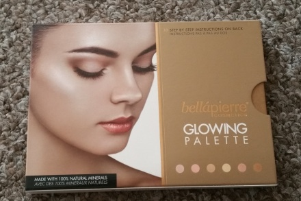 Bellapierre Glowing Palette 1