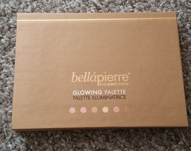 Bellapierre Glowing Palette 3