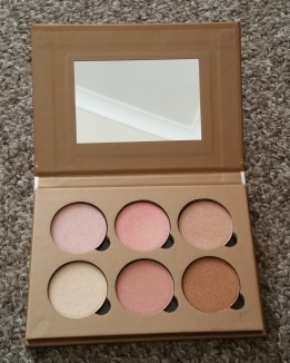 Bellapierre Glowing Palette 5