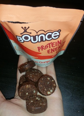 Bounce Protein Bites 2 Cacao Orange