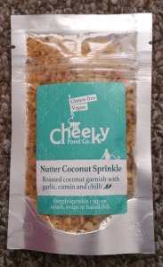 Cheeky Food Co. Nutter Coconut Sprinkle