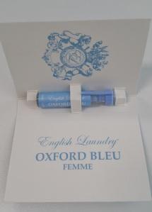 English Laundry Ofxord Bleu Femme Eau de Parfum