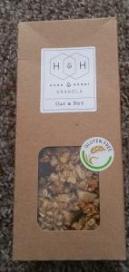 Husk & Honey Oat and Nut Granola