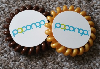 Papanga Spiral Hairbands