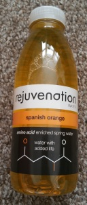Rejuvenation Water Spanish Orange