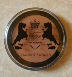 Revers Cosmetics Hot Makeup Bronzing Compact Powder