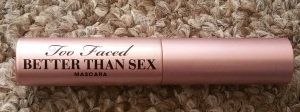 Too Faced Better Than Sex Mascara Black 3