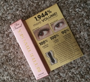 Too Faced Better Than Sex Mascara Black