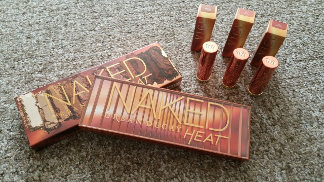Urban Decay Heat Summer Collection 1