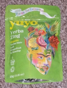 Yuyu Yerba Zing Hot Drink