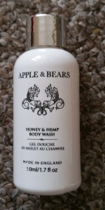 Apple & Bears Body Wash Honey & Hemp