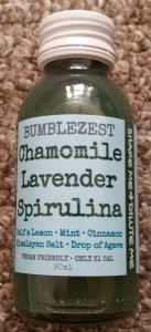 Bumblezest Chamolie Lavender Spirulina