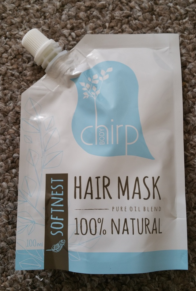 Chirp Body Softnest Natural Hair Mask