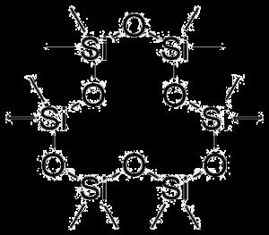 Cyclohexasiloxane