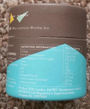 KIN Nutrition Whey Less Protein Powder 2