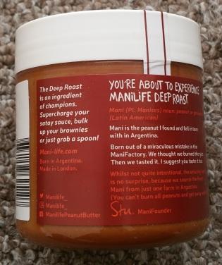 ManiLife Deep Roast Peanut Butter 4