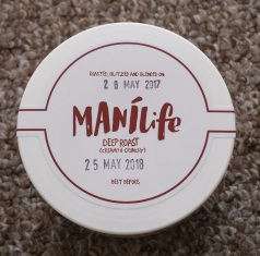 ManiLife Deep Roast Peanut Butter