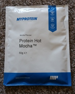 Myprotein Protein Hot Mocha drink