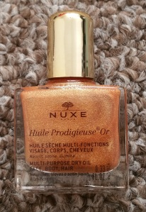 Nuxe Huile Prodigieuse OR Multi-Usage Dry Oil Shimmer