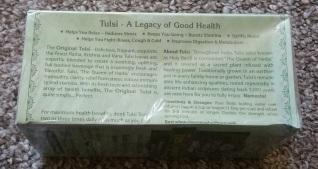 Organic India Tulsi Original Stress Relieving & Boost Immunity Tea 2