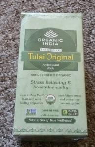 Organic India Tulsi Original Stress Relieving & Boost Immunity Tea 3