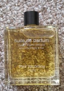 Paul Yacomine Huile De Parfum
