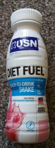 USN Diet Fuel Ready To Drink Shape in Strawberry Flavour