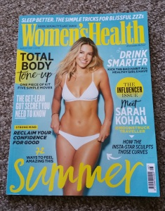 Womens Health August