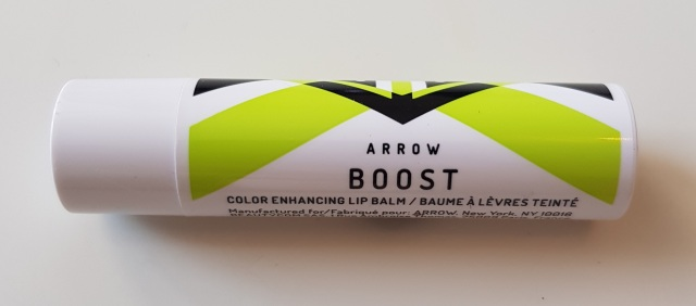 Arrow Boost Color Enhancing Lip Balm