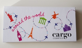 Cargo Around the World Eye Shadow Palette 3