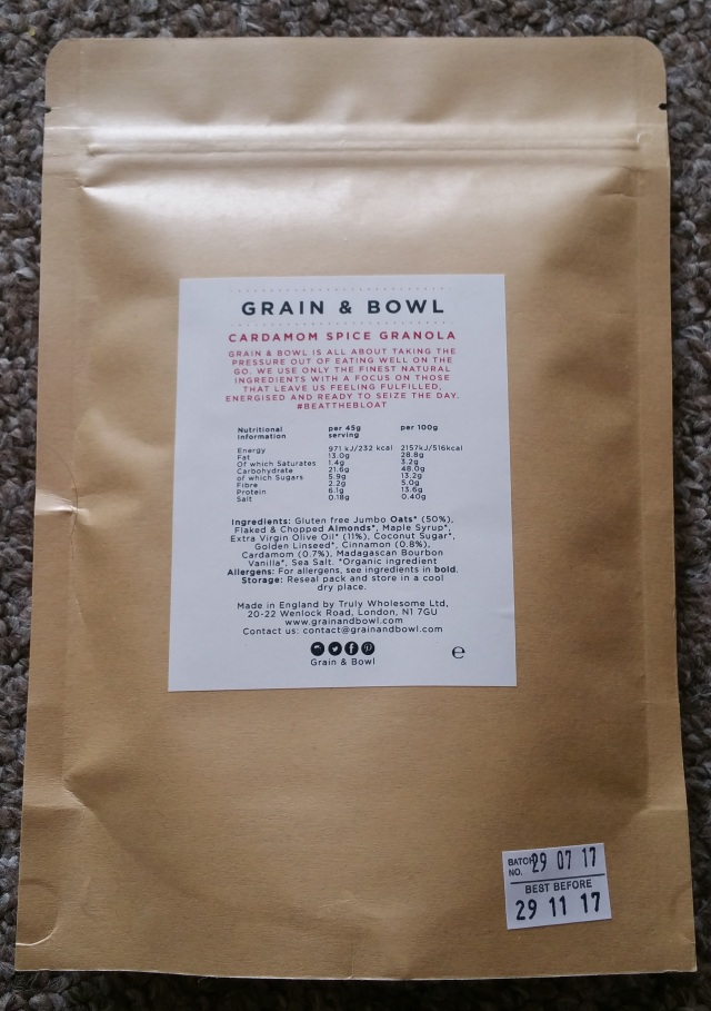 Grain and Bowl Cardamon Spice Granola 2.jpg