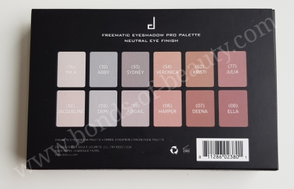 DoucceFreematic Eyeshadow Pro Palette 2_20171029205414844