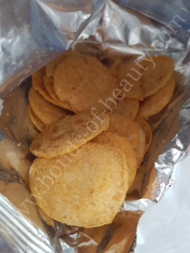 My Protein Protein Crisps Barbeque Flavour 3_20171023191654110