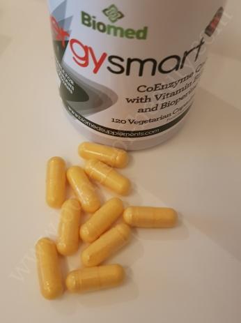 Biomed Energysmart CoQ10 100mg with Vitamin B12 100mcg and BioPerine 5mg 4_20171130014614167