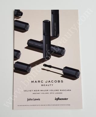Marc Jacobs Beauty Influenster Box 4_20171105175419246