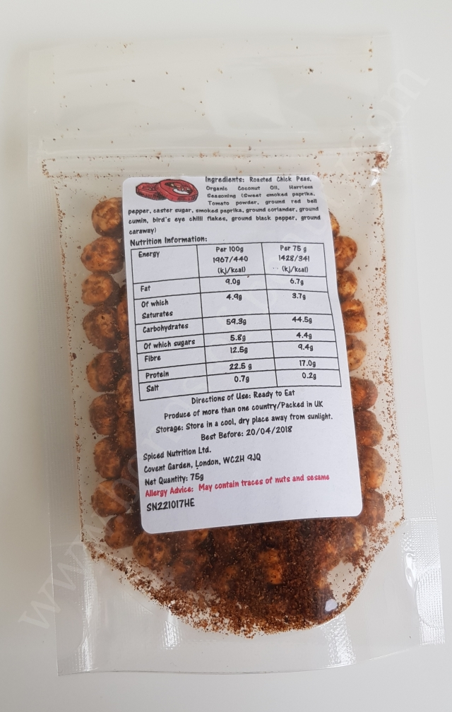 Spiced Nutrition Roasted Chickpeas 2_20171130014048995