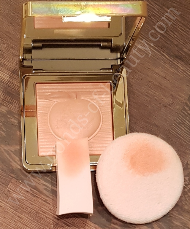 Too Faced Peach Blur Colour transfer_20171101205305605