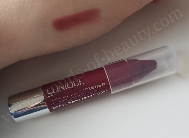 Clinique Chubby Stick Intense Moisturising Lip Balm in 07 Broadest Berry_20171222020015798