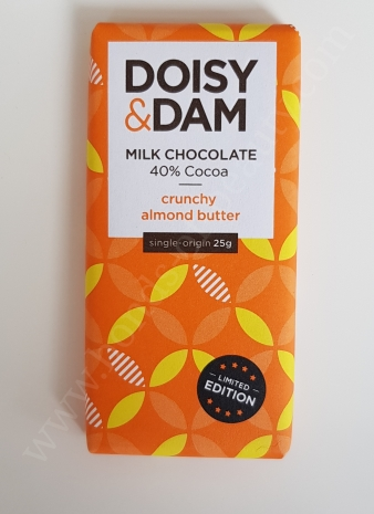 Doisy and Dam Milk Chocolate Crunchy Almond Butter_20171220123650629