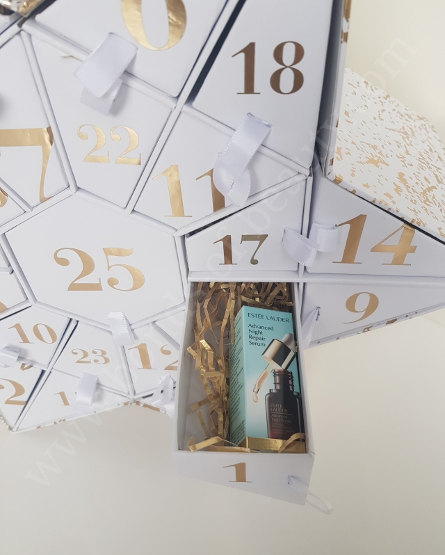 Estee Lauder beauty advent calendar 2017 2_20171203175209891