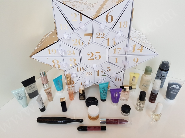 Estee Lauder Limited Edition Beauty Advent Calendar 2017_20171222020453424