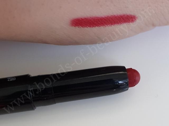 LOC Vibrant Matte Lipstick in Color Me Condifent 2_20171210183757739
